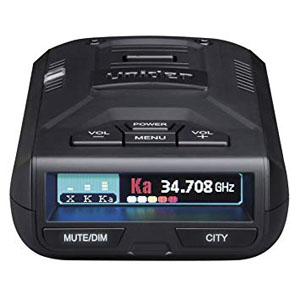 Uniden R1 is the best radar detector in its class