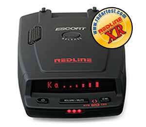 Escort Redline XR radar detector