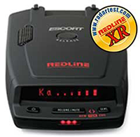 Escort Redline XR best radar detector