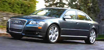 The Audi S8