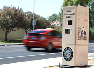 American Traffic Solutions Portable School Tower