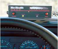 Stealth VRCD - Radar Jammer