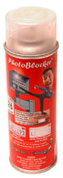 PhotoBlocker anti-red light camera spray