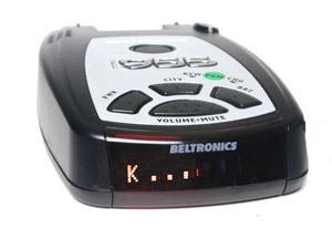 BEL (Beltronics) Vector 955 radar detector