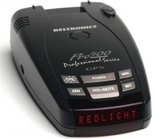 BEL (Beltronics) Pro 500 radar detector
