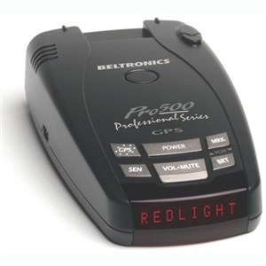 BEL (Beltronics) Pro 500 GPS-enabled radar detector