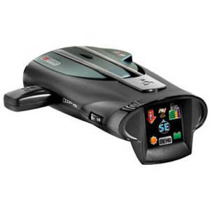 Cobra XRS 9970G GPS radar detector