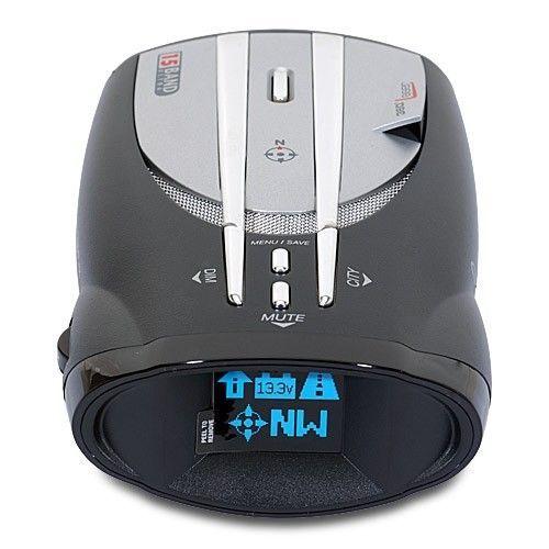 Cobra XRS 9845 radar detector