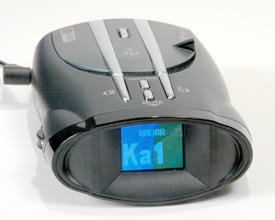 Cobra XRS 9945 radar detector