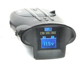 Cobra XRS 9960G GPS-enabled radar detector