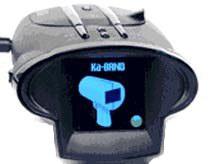 Cobra XRS 9950 radar detector