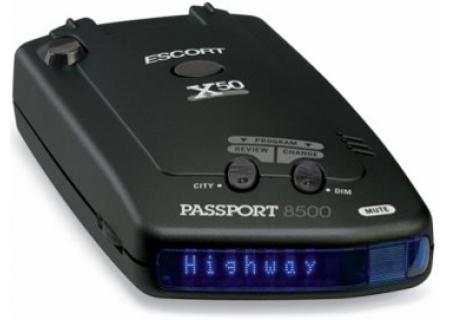 Escort Passport 8500 X50 radar detector