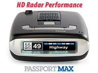 Escort Passport Max, best radar detector