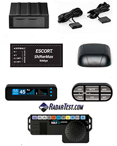 The best radar detector has long range; laser countermeasures are also advisable.
