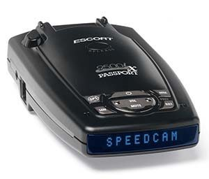Escort Passport 9500ix GPS radar detector