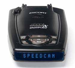 Escort Passport 9500ix radar detector