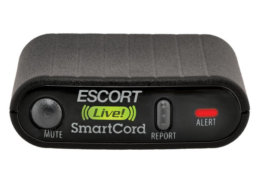 Escort Live Direct Wire SmartCord control/display module