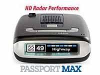 Escort Max radar detector