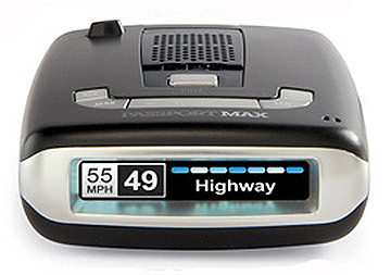 Escort Passport Max 2 radar detector