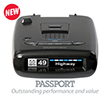 Escort Passport best radar detector