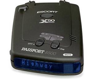 Escort 8500 X50 radar detector