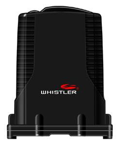 Whistler Pro 3600 radar antenna