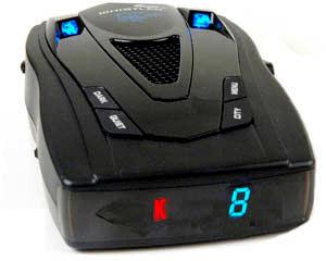 Whistler Pro 68SE radar detector