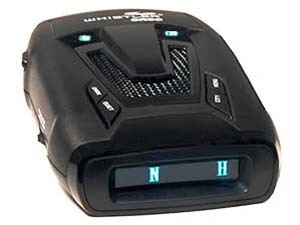 Whistler CR85 radar detector