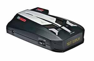 Cobra SPX 5300 radar detector