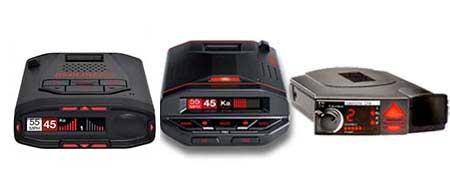 Escort Redline 360c, Escort Redline EX, Valentine One