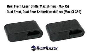 escort laser shiftermax jammers