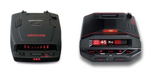 The best radar detector like the Escort Redline EX can help prevent speeding tickets