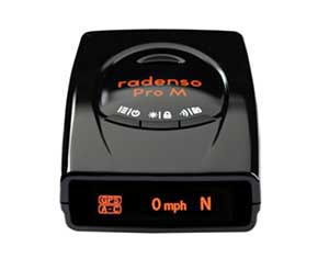 Radenso Pro M is the best radar detector in its class