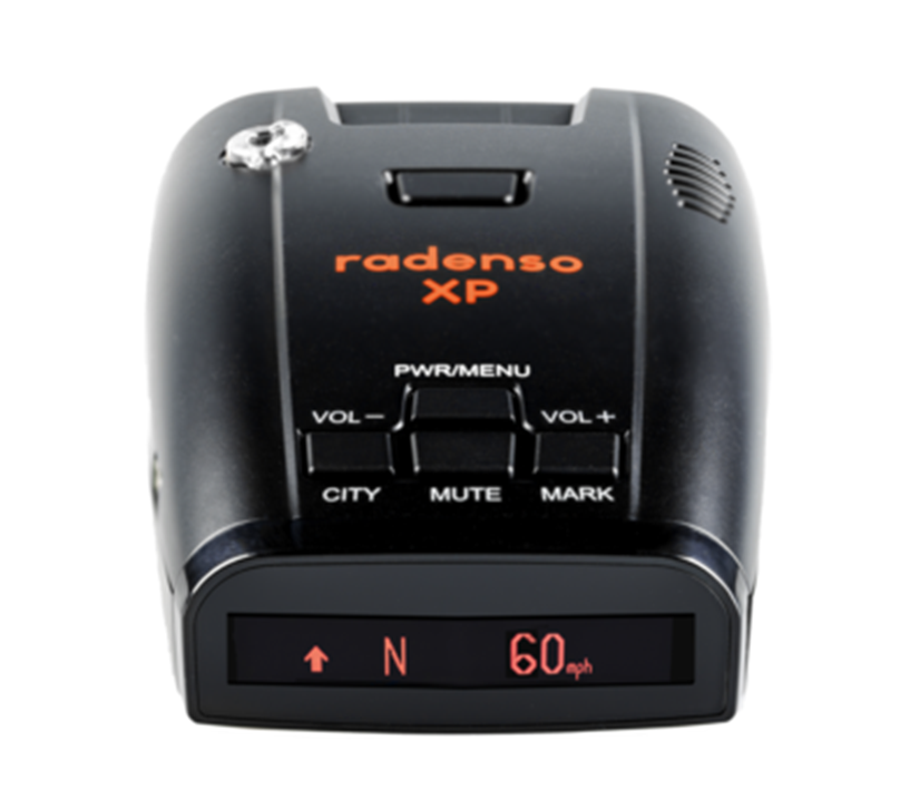 The Radenso XP can detect police radar at long range and help avoid a speeding ticket.