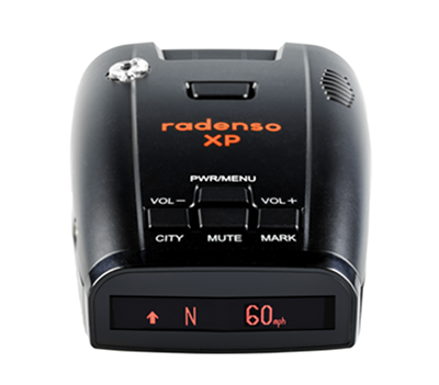 The best radar detector, the Radenso XP, helps prevent speeding tickets.
