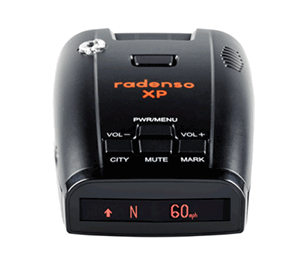 The best radar detector, the Radenso XP, protects against speeding tickets