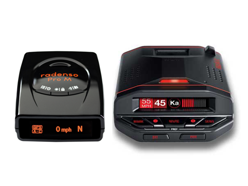 The best radar detector, the Radenso Pro M, can protect against speeding tickets
