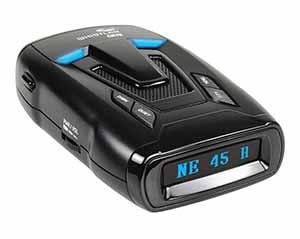 Whistler CR75 radar detector