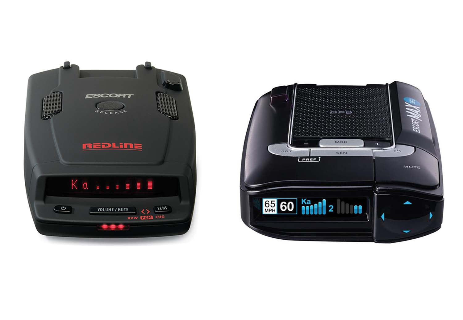 Best Radar Detector: Escort Redline XR protects against speeding tickets