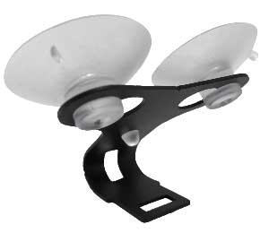 radenso xp windshield mount
